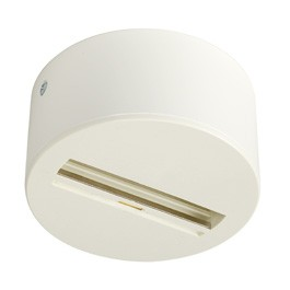 SLV 145741 Ceiling Canopy White Eutrac 3 Circuit 240V Track Accessory