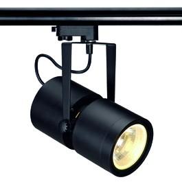 SLV 153400 Euro Spot G12 70W 15 Degree Black Eutrac 3 Circuit 240V Track Light