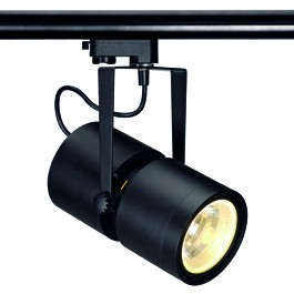 SLV 153410 Euro Spot G12 70W 60 Degree Black Eutrac 3 Circuit 240V Track Light