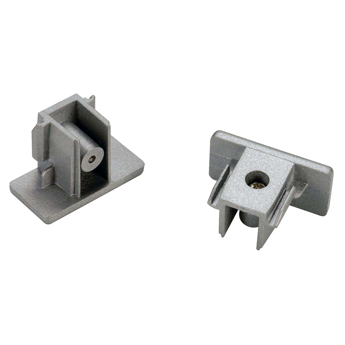 SLV 143132 End Caps Silver Grey 1 Circuit 240V Track Accessory