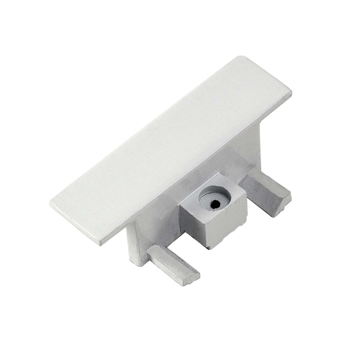 SLV 143281 End Caps White 1 Circuit 240V Recessed Track Accessory