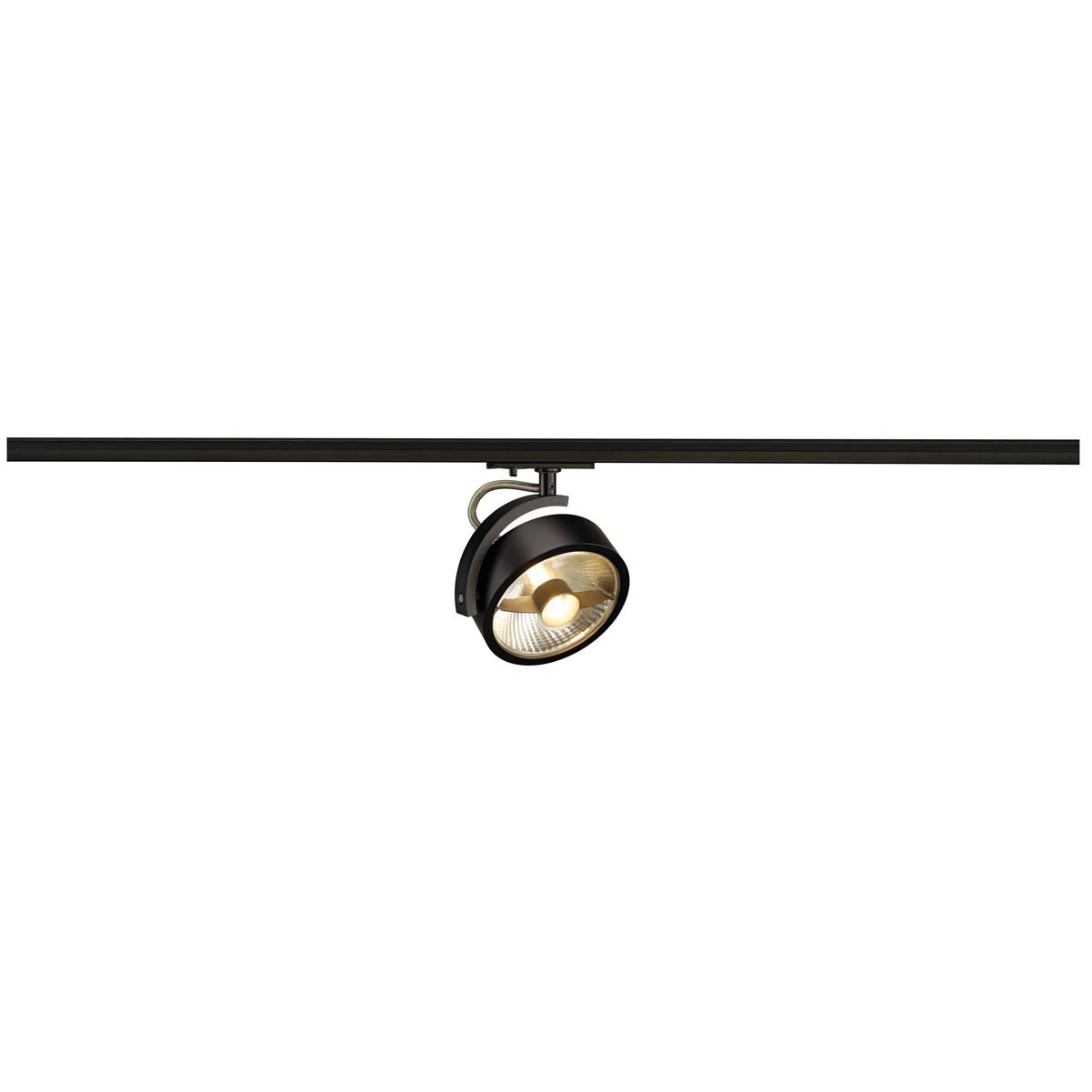 SLV 143540 Kalu Track QPAR 75W Black 1 Circuit 240V Track Light