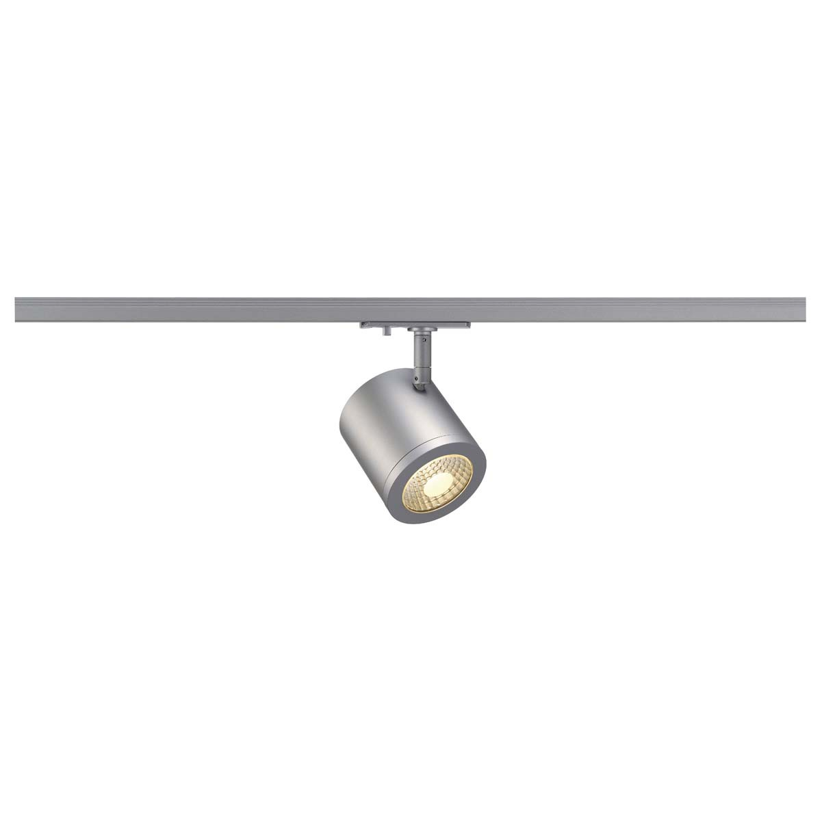 SLV 143954 Enola C LED 9W 3000K 55 Degree Silver Grey 1 Circuit 240V Track Light