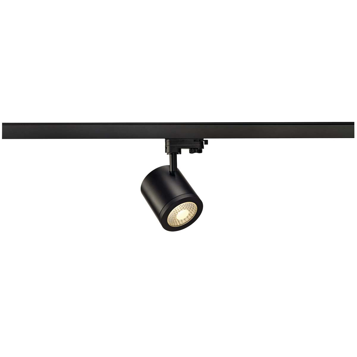 SLV 152430 Enola C9 LED 9W 3000K 55 Degree Black Eutrac 3 Circuit 240V Track Light