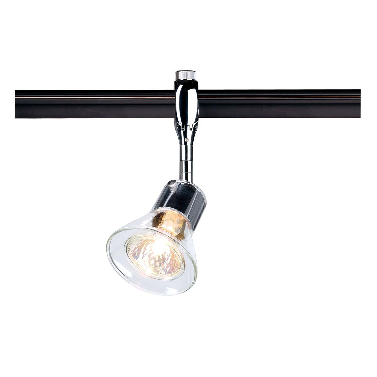 SLV 185632 Anila 50W Chrome & Black Easytec II 240V Track Light