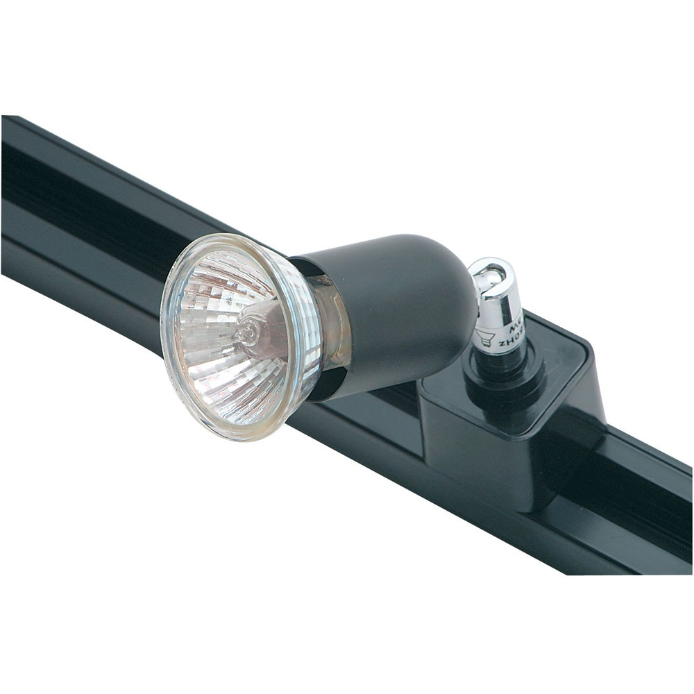 Oaks Lighting TR 4001 BLACK 50W GU10 FOR TRACK