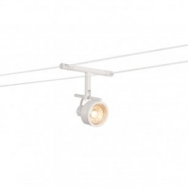 SLV 139131 SALUNA, cable luminaire for TENSEO low-voltage cable system, QR-C51, white