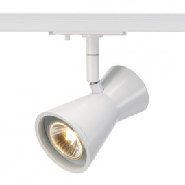 SLV 143341 Diabo 35W White 1 Circuit 240V Track Light