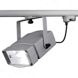 SLV 150562 SDL 150W Silver Grey Eutrac 3 Circuit 240V Track Light