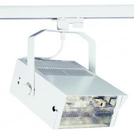 SLV 150621 HQI-TS Flood 150W White Eutrac 3 Circuit 240V Track Light