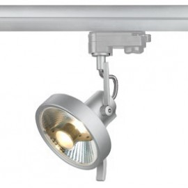 SLV 153154 Yoki ES111 75W Silver Grey Eutrac 3 Circuit 240V Track Light