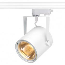 SLV 153491 Euro Spot LED Disk 800 12W 2700K White Eutrac 3 Circuit 240V Track Light