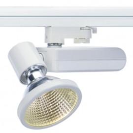SLV 153731 D-Rection 70W G12 White Eutrac 3 Circuit 240V Track Light