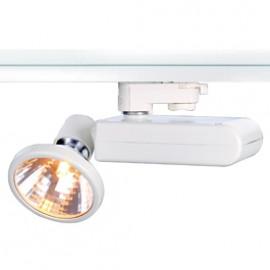 SLV 153761 D-Rection Elite 50W G12 White Eutrac 3 Circuit 240V Track Light