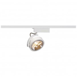 SLV 143461 Kalu Track QRB111 50W White 1 Circuit 240V Track Light