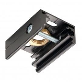 SLV 145730 Pendant Clip Black Eutrac 3 Circuit 240V Surface Track Accessory