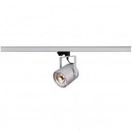 SLV 153424 Euro Spot ES111 75W Silver Grey Eutrac 3 Circuit 240V Track Light
