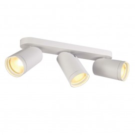 SLV 156441 Bilas Spot LED 2x15W 2700K Ceiling Light Matt White