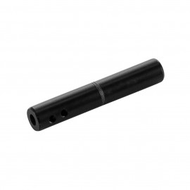 186360 Insulating Connector Black (1 pair)