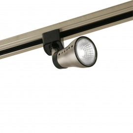 Oaks Lighting TR 7101 ANTIQUE CHROME 50W MILO SPOT
