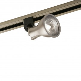 Oaks Lighting TR 9101 ANTIQUE CHROME 50W BIBA SPOT